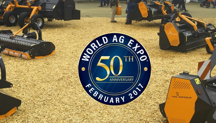 50TH WORLD AG EXPO ANNIVERSARY