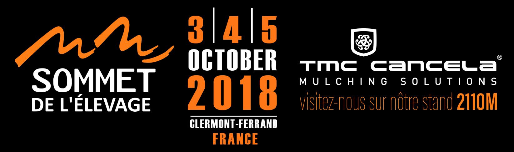 TMC Cancela Team Is Back At The Salon De L'Elevage