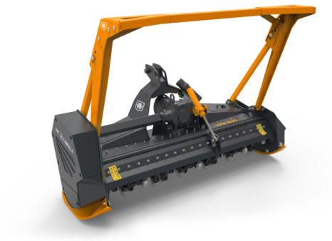 Trituradora Triturador Forestal TFS 2