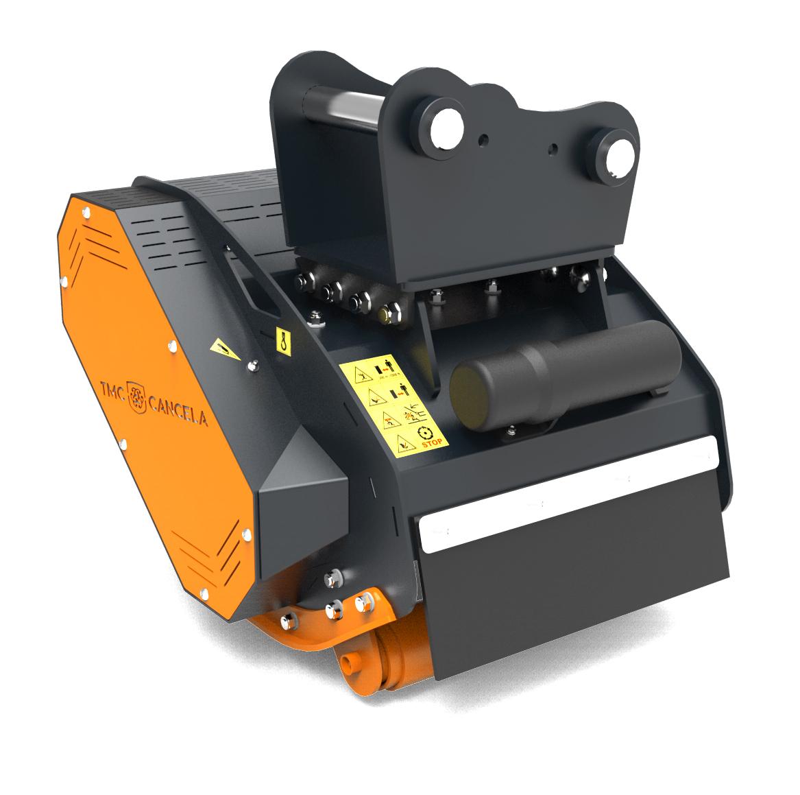 THA 1 Trinciatrice Trincia Trituradora Triturador Hidraulica A