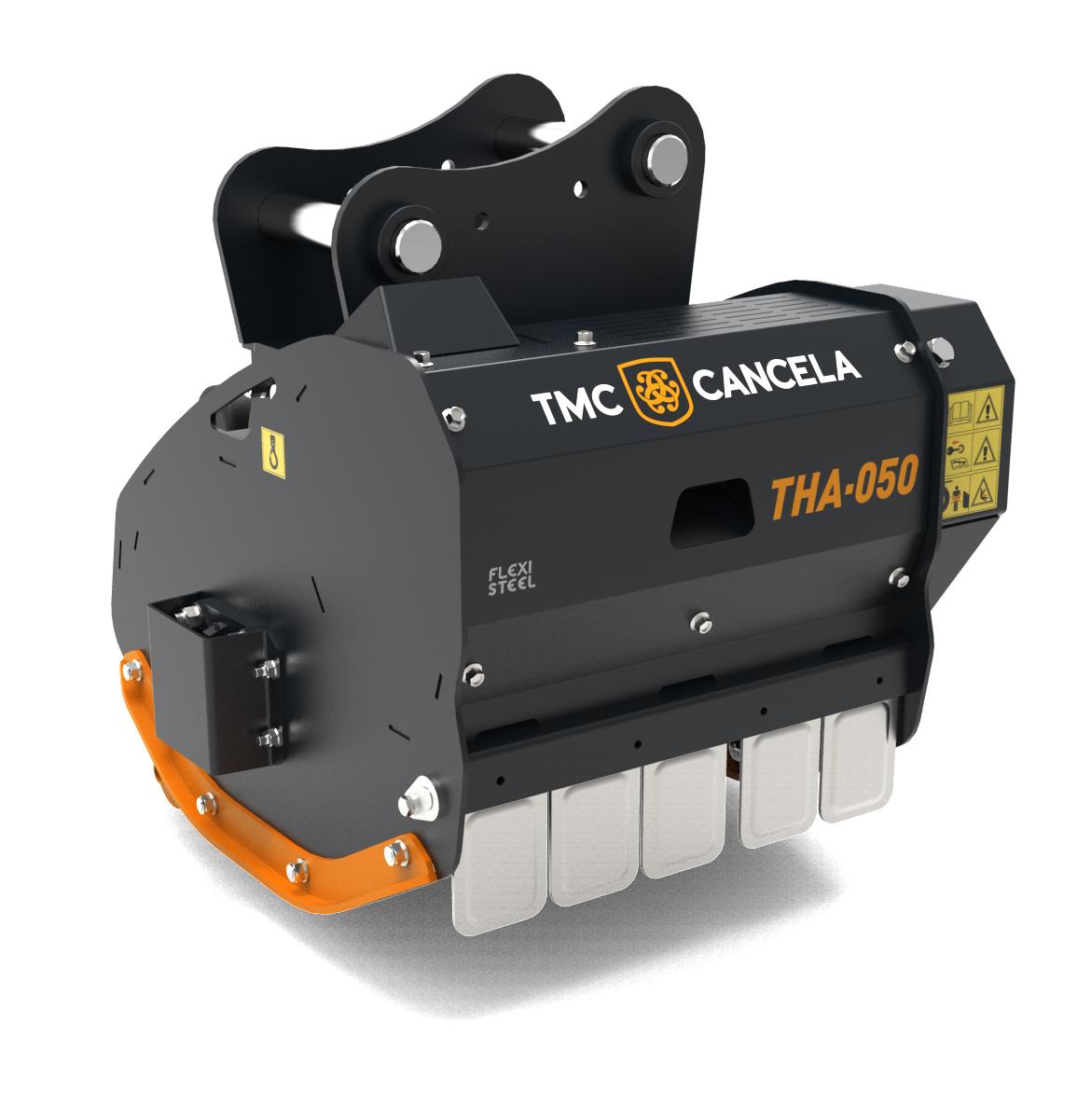 THA 2 Trinciatrice Trincia Trituradora Triturador Hidraulica A