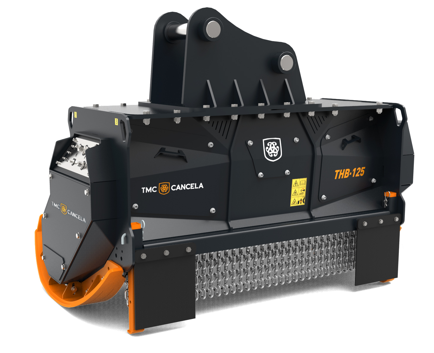 THB 1 Trinciatrice Trincia Trituradora Triturador Hidraulica