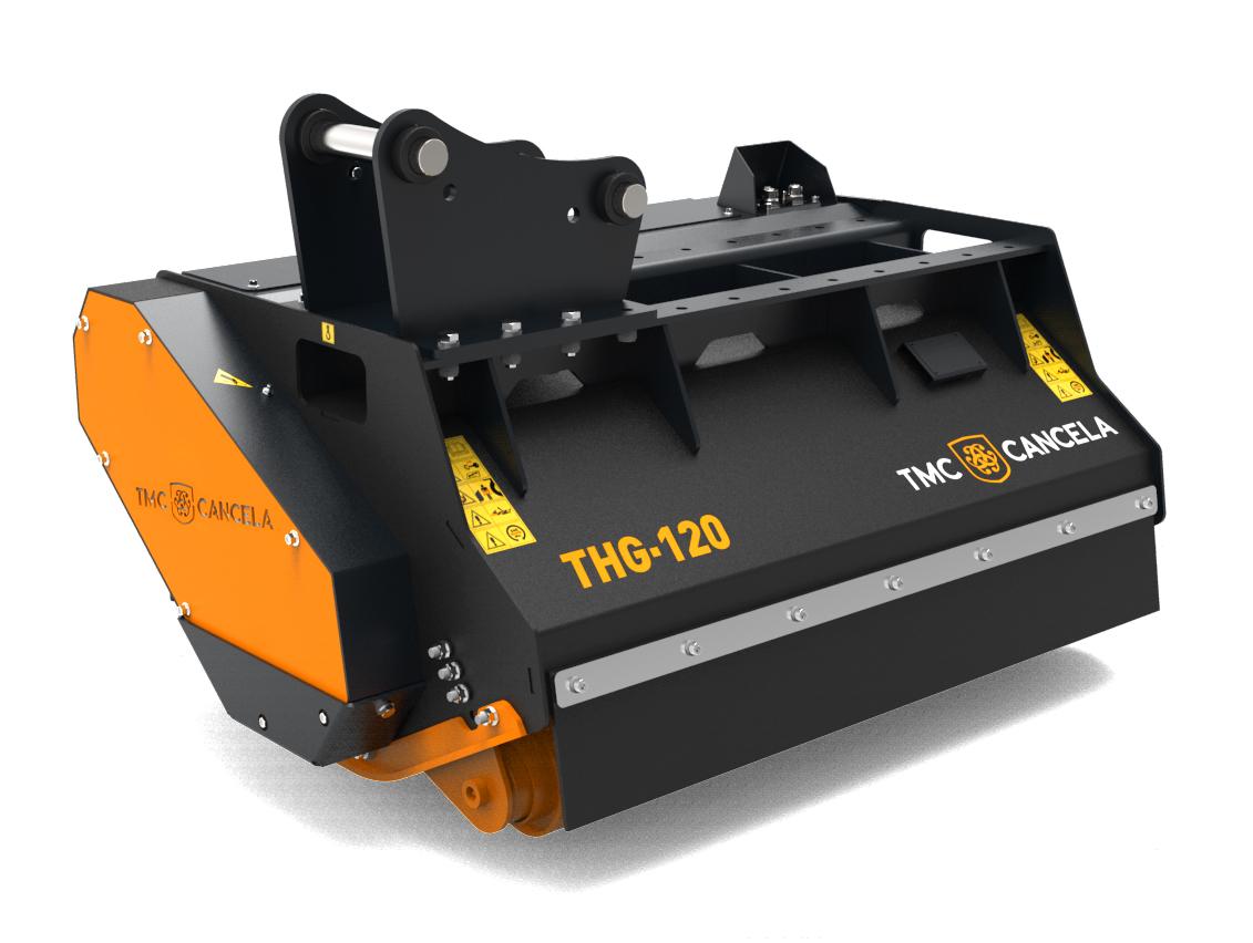 THG 1 Trinciatrice Trincia Trituradora Triturador Hidraulica