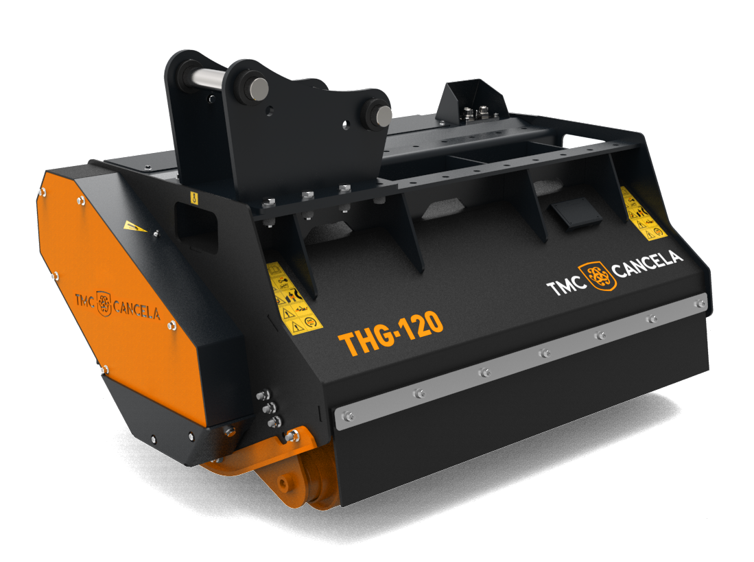 Trituradora Triturador Hidraulica THG 2