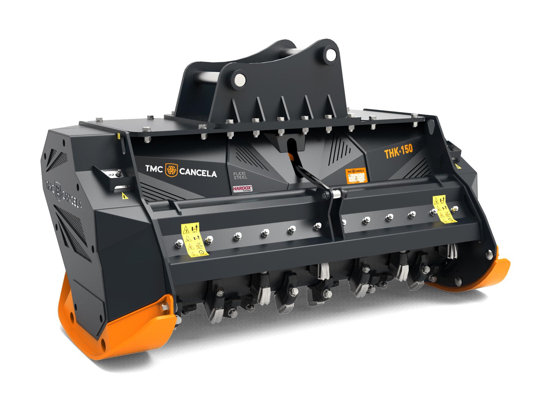 THK 1 Trinciatrice Trincia Trituradora Triturador Hidraulica