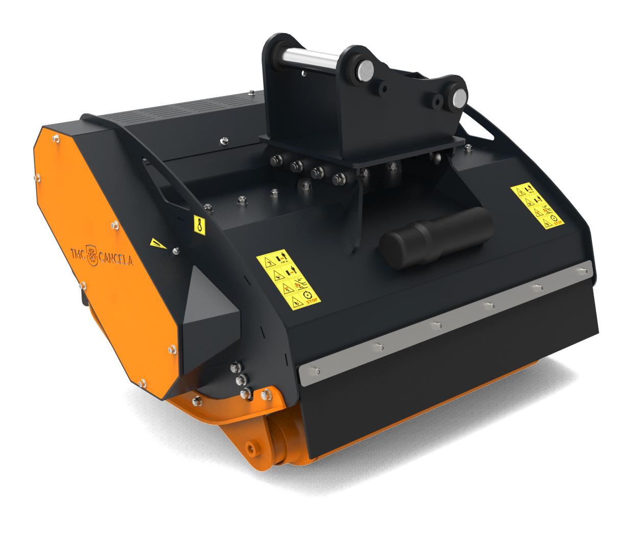 THL 2 Trinciatrice Trincia Trituradora Triturador Hidraulica