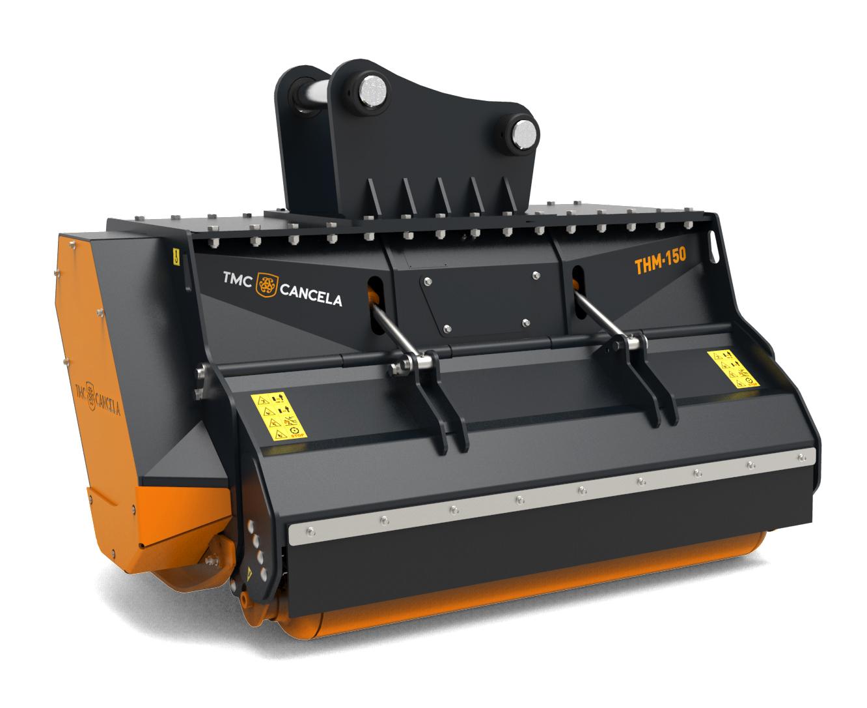 THM 2 Trinciatrice Trincia Trituradora Triturador Hidraulica