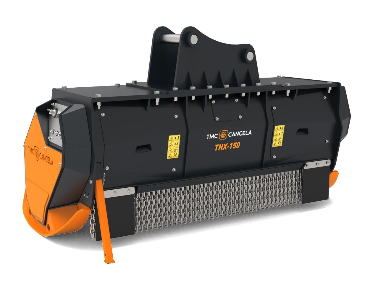 THX 1 Trinciatrice Trincia Trituradora Triturador Hidraulica