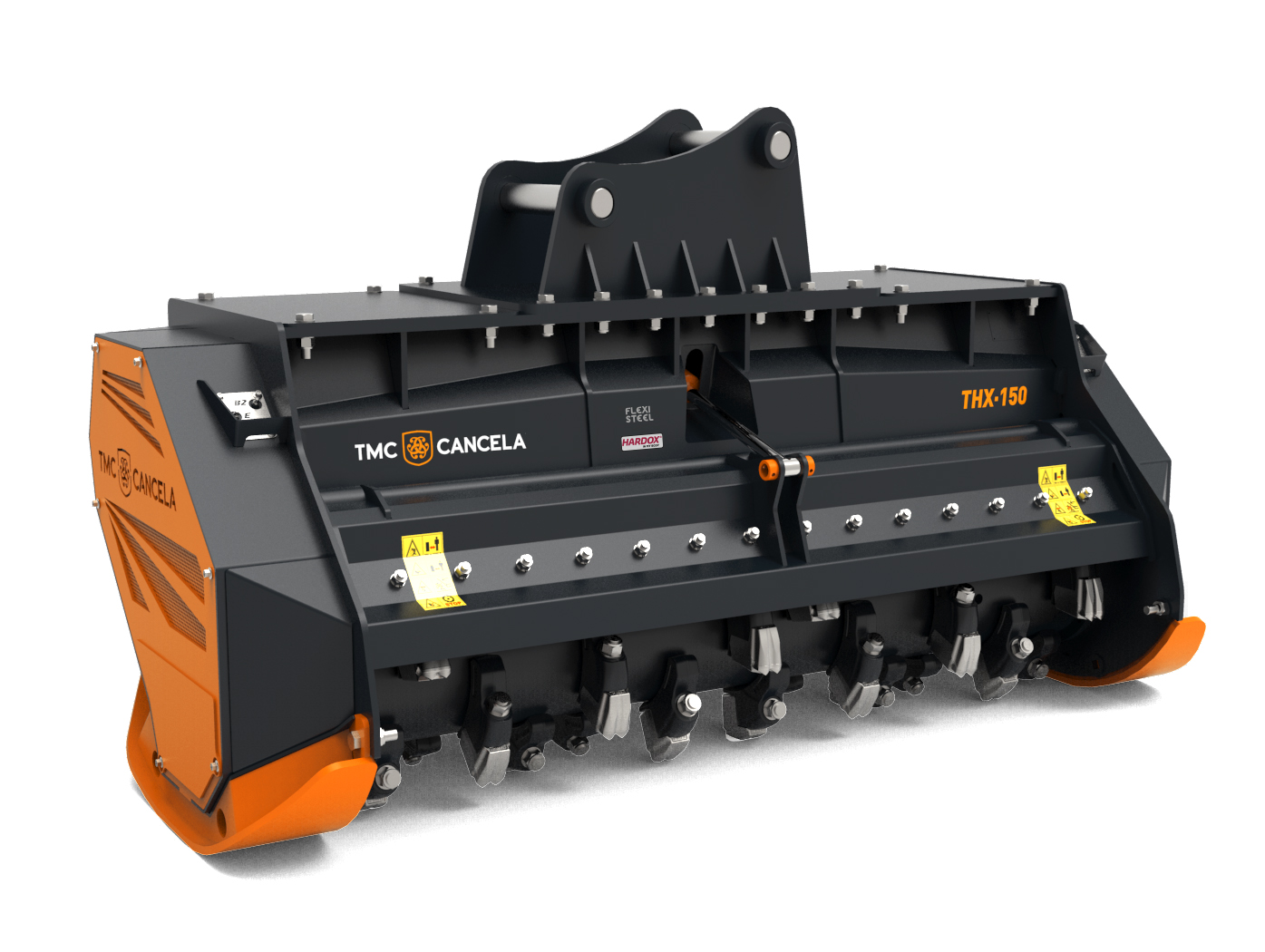 THX 2 Trinciatrice Trincia Trituradora Triturador Hidraulica