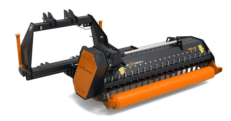 TMD 2 Trinciatrice Trincia Trituradora Triturador Agricola