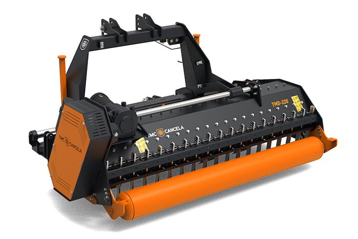 TMD 3 Trinciatrice Trincia Trituradora Triturador Agricola
