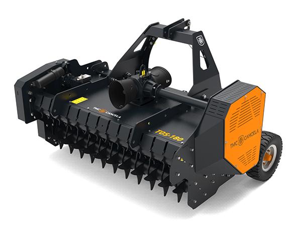 TOS 180 02 Trinciatrice Trincia Trituradora Triturador Agricola