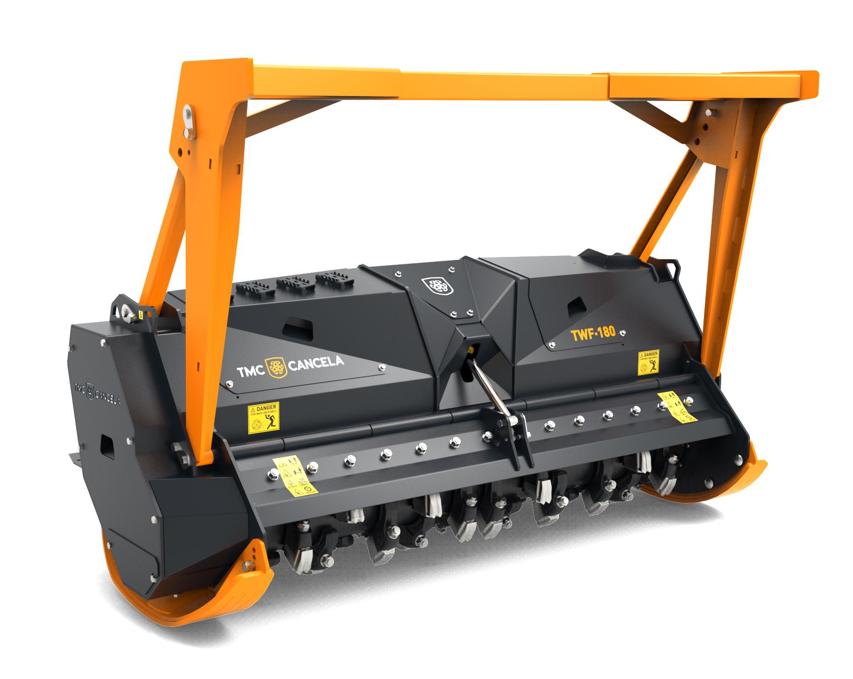 TWF 2 Trinciatrice Trincia Trituradora Triturador Hidraulica