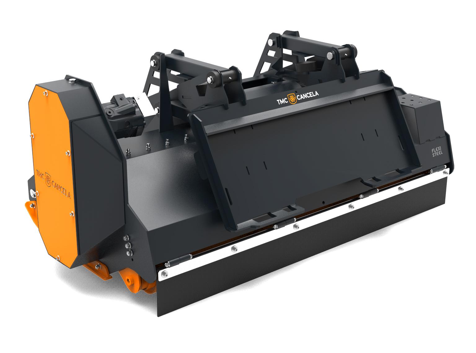 TWS 2 Trinciatrice Trincia Trituradora Triturador Hidraulica