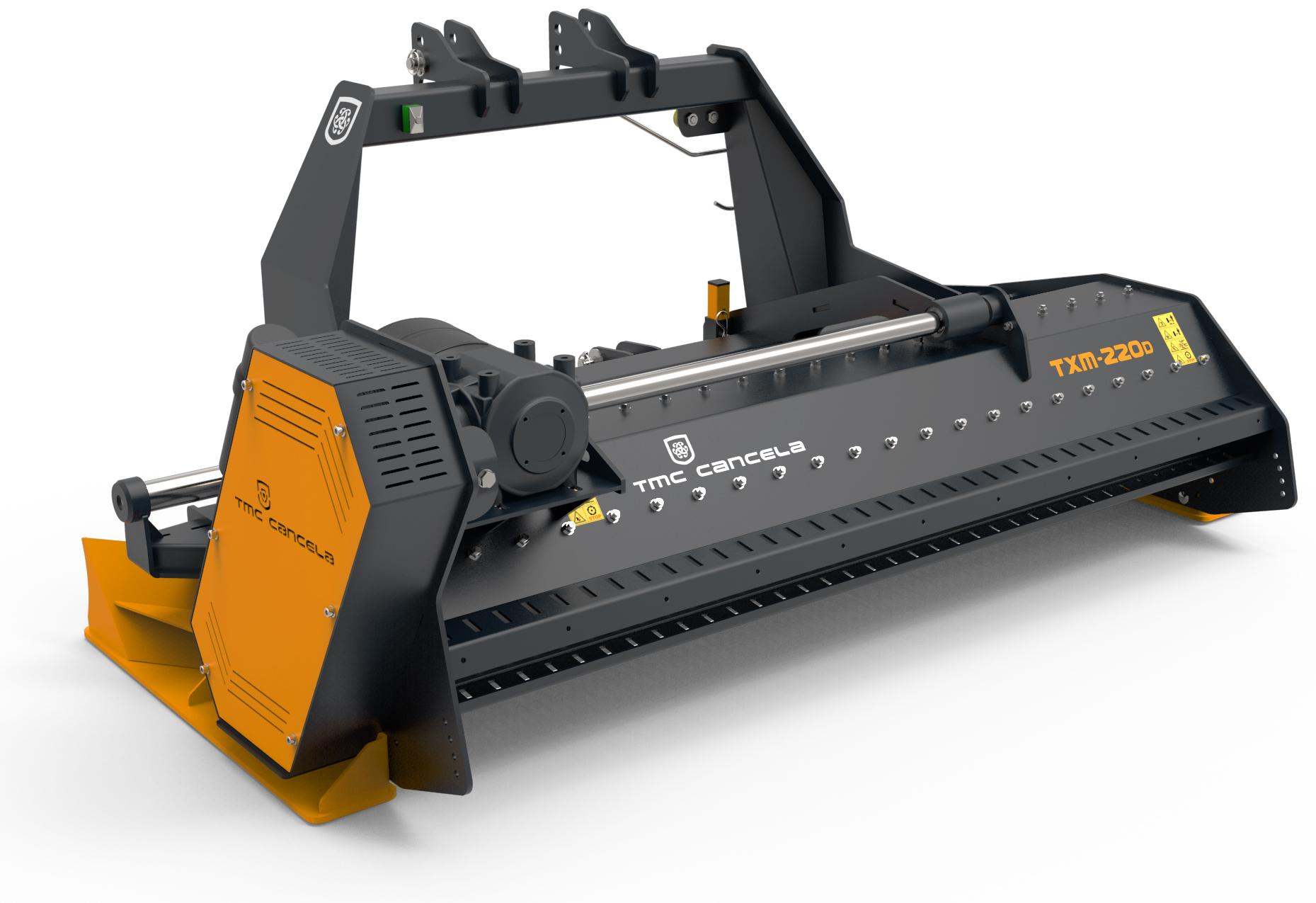 TXM 220D 01 002 Máquina