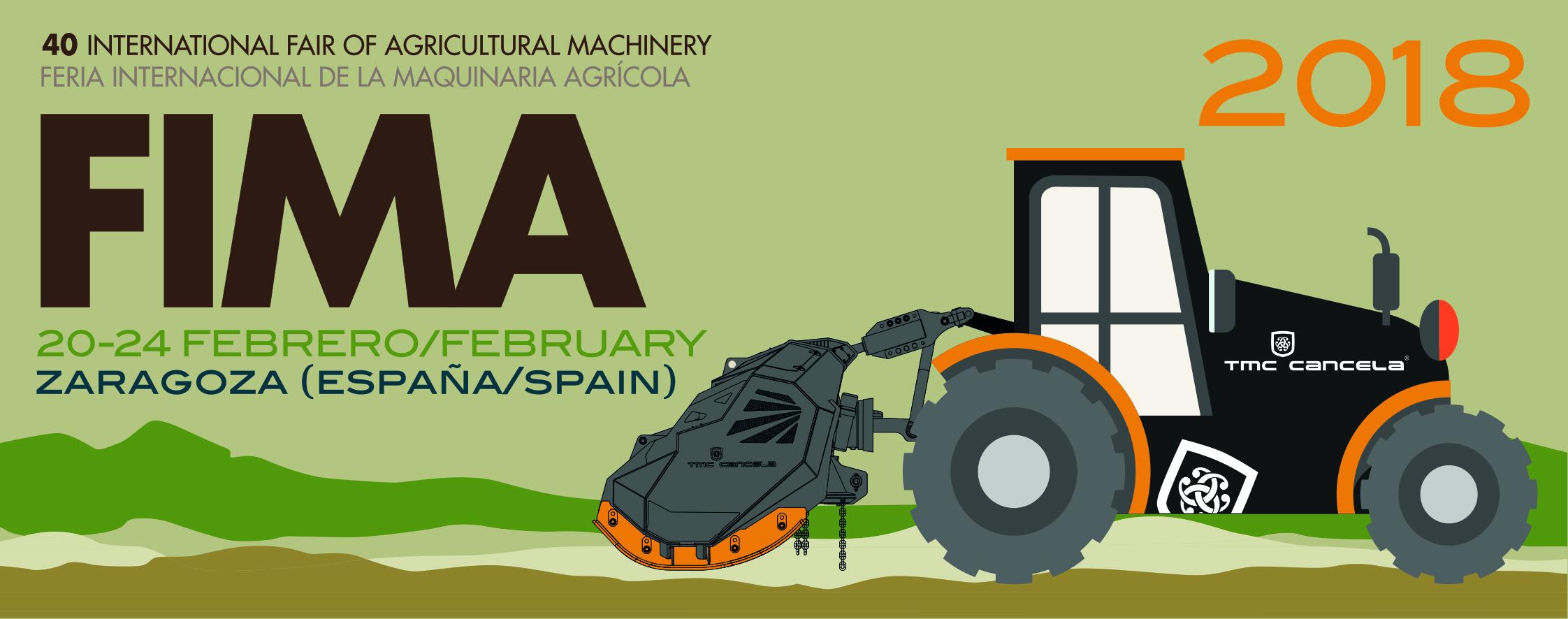 FIMA 2018 Zaragoza (Spain)