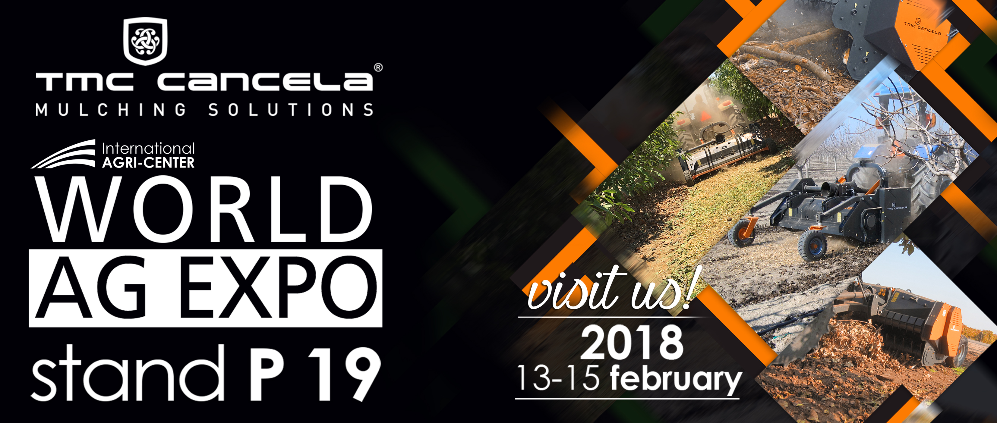"World AG Expo 2018 – ""More Than An Agricultural Show"""