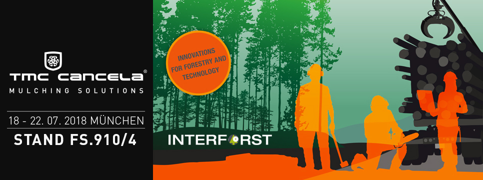 INTERFORST 2018