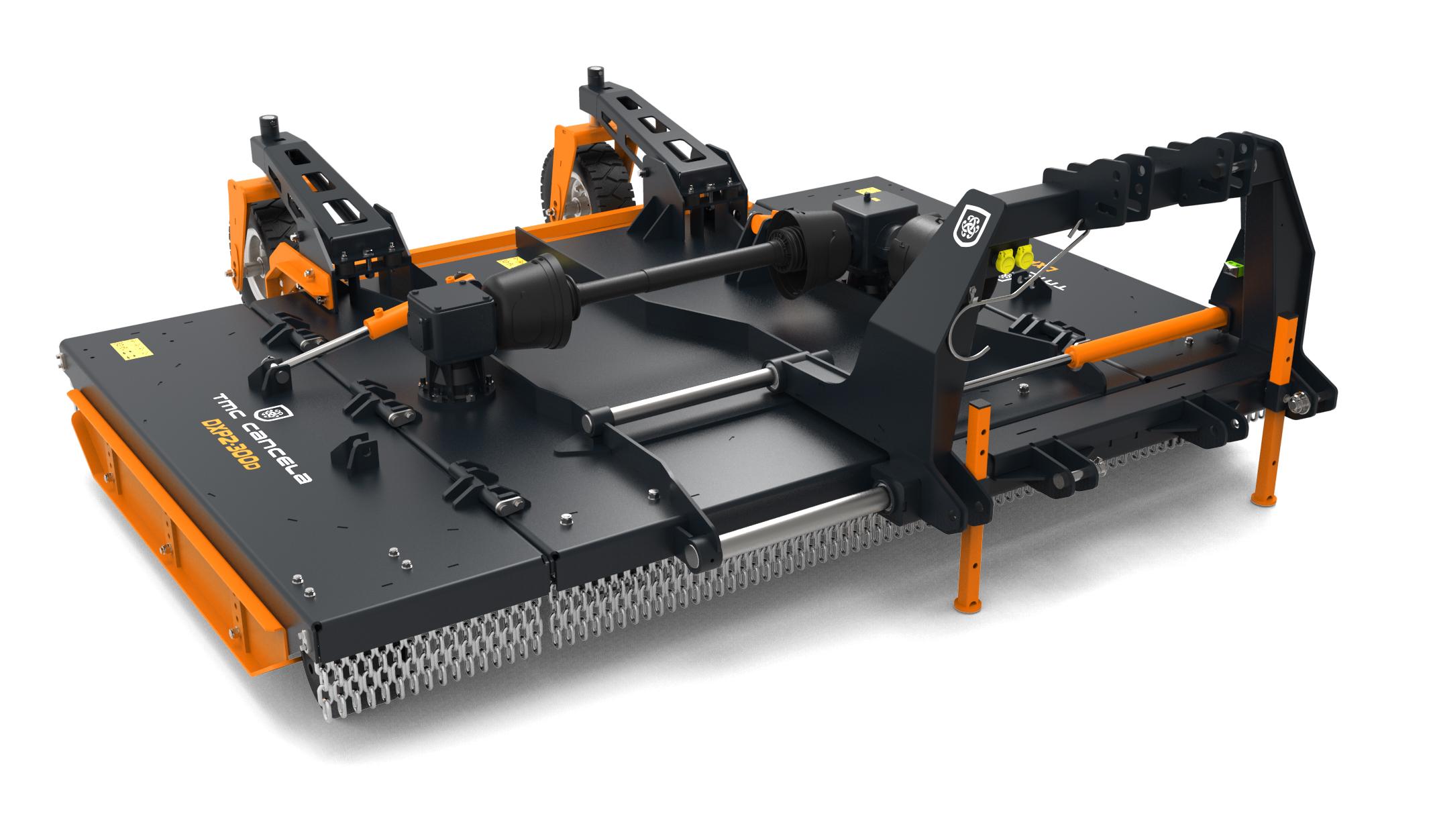 DXP2 300D 004 Maquina