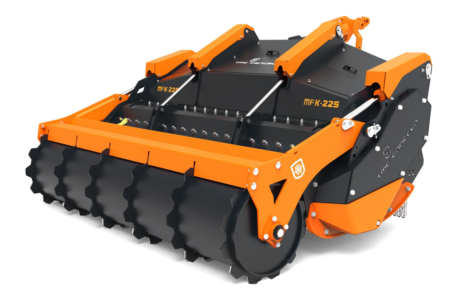 MFK 225 01 001 Máquina