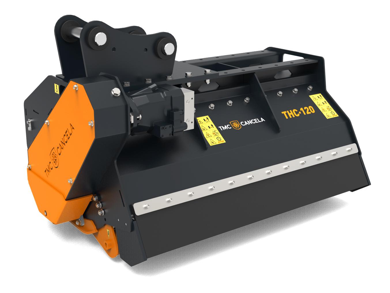THC 1 Trinciatrice Trincia Trituradora Triturador Hidraulica