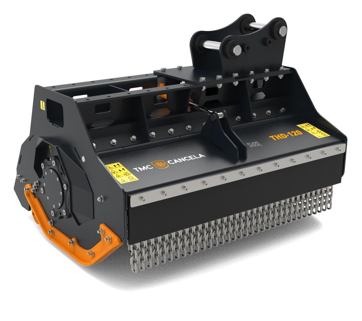 THD 1 Trinciatrice Trincia Trituradora Triturador Hidraulica