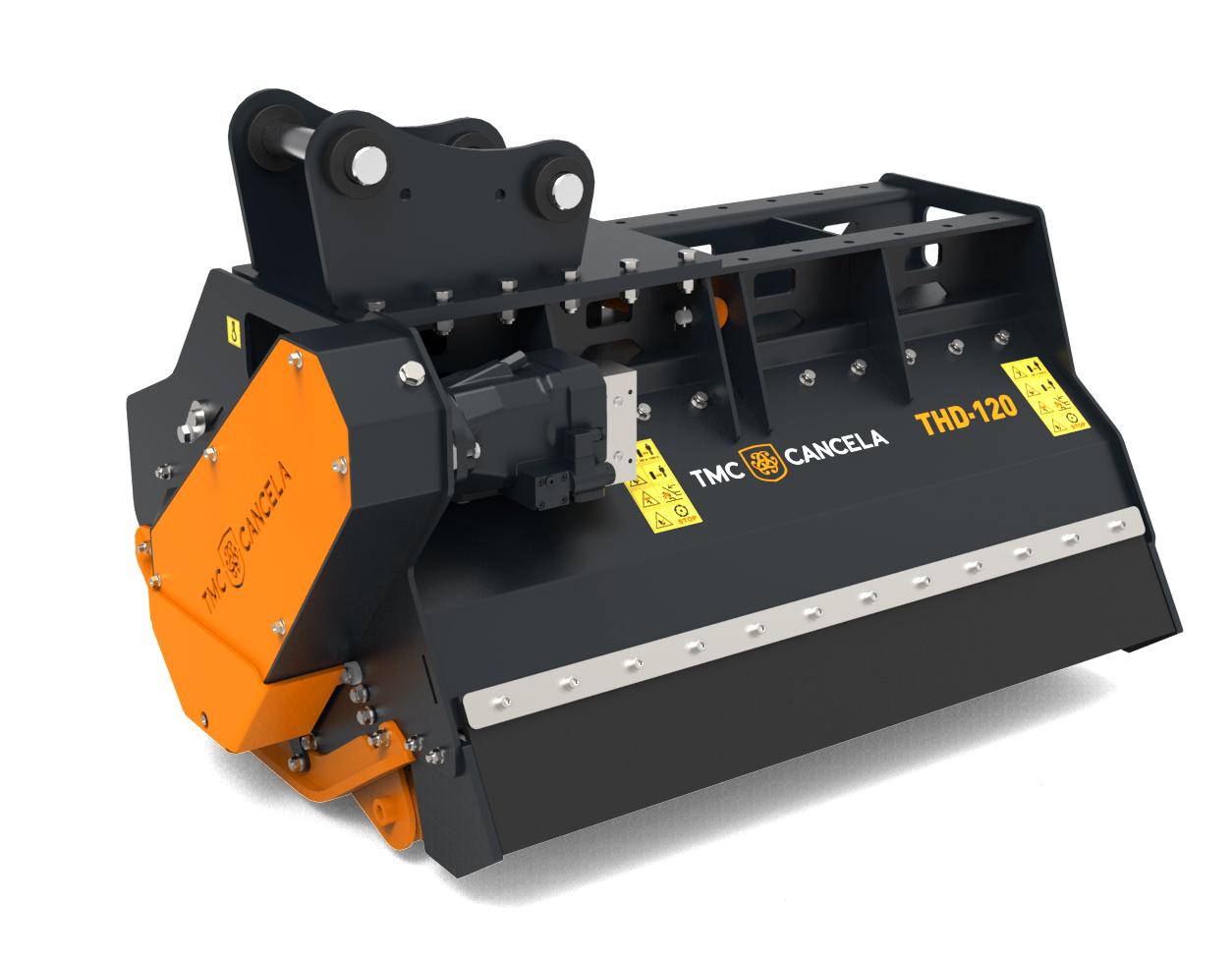 THD 2 Trinciatrice Trincia Trituradora Triturador Hidraulica
