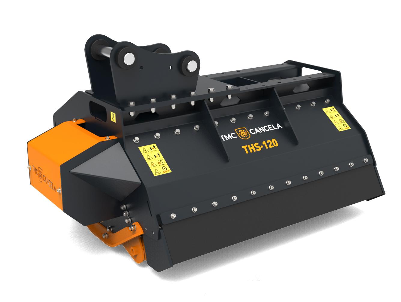 THS 1 Trinciatrice Trincia Trituradora Triturador Hidraulica