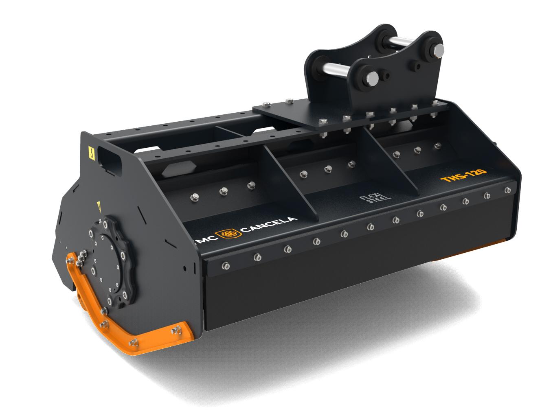 THS 2 Trinciatrice Trincia Trituradora Triturador Hidraulica