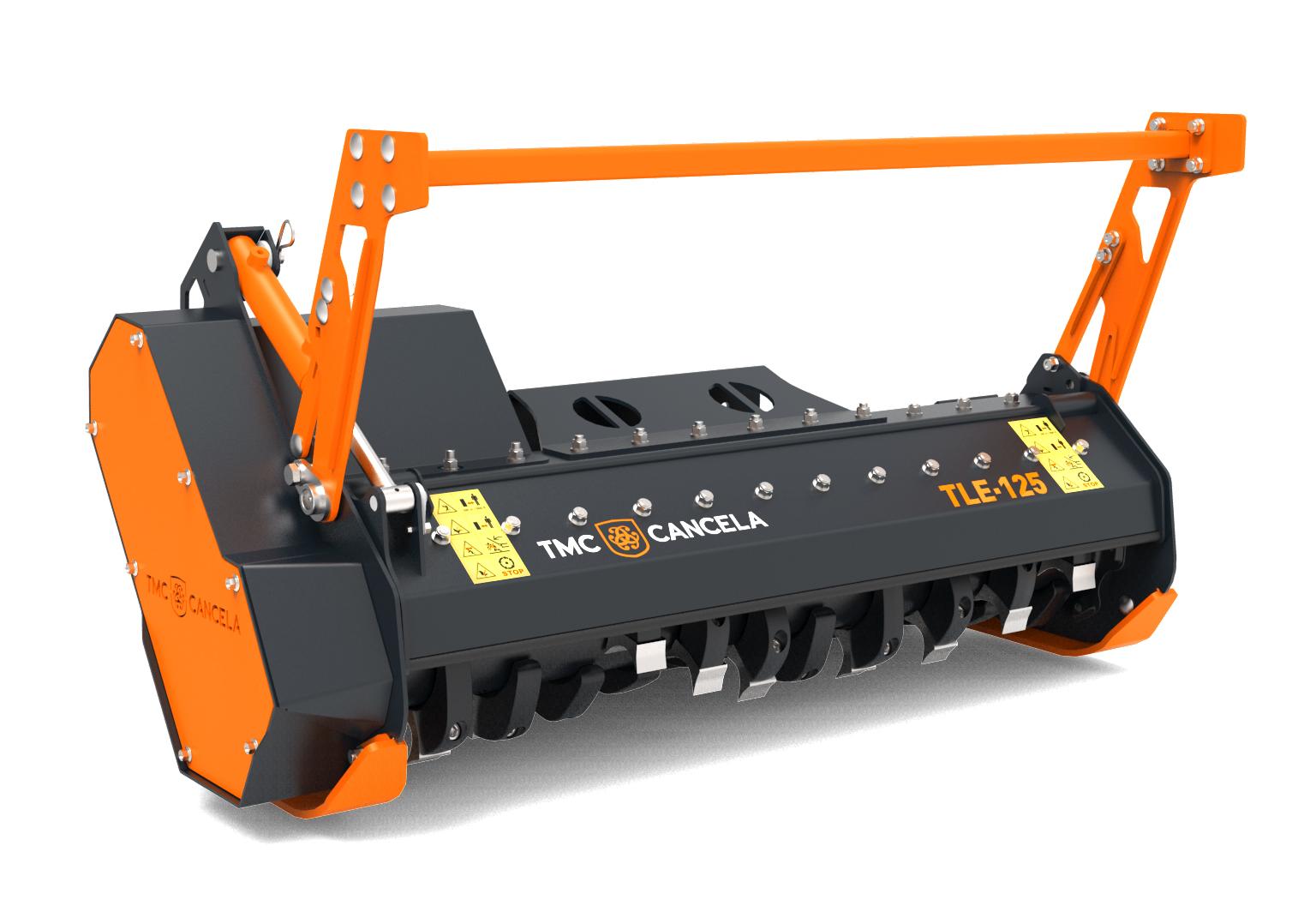 TLE 1 Trinciatrice Trincia Trituradora Triturador Hidraulica