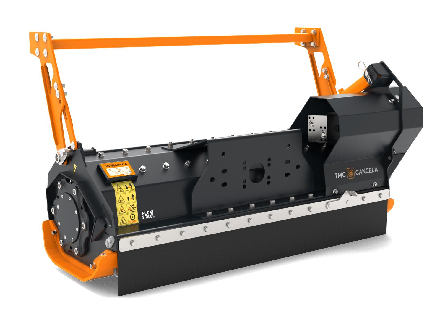 TLE 2 Trinciatrice Trincia Trituradora Triturador Hidraulica