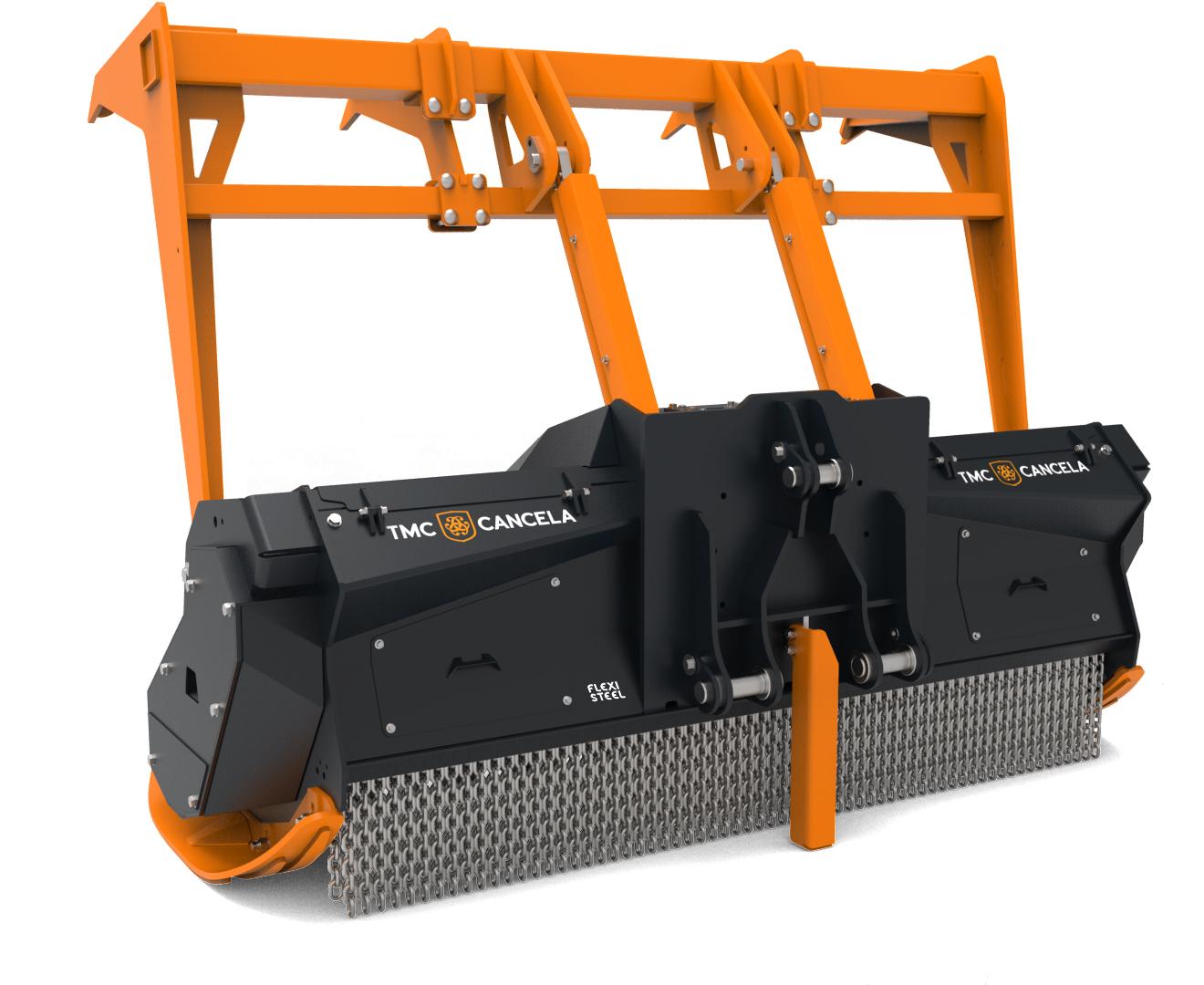 TLX 1 Trinciatrice Trincia Trituradora Triturador Hidraulica