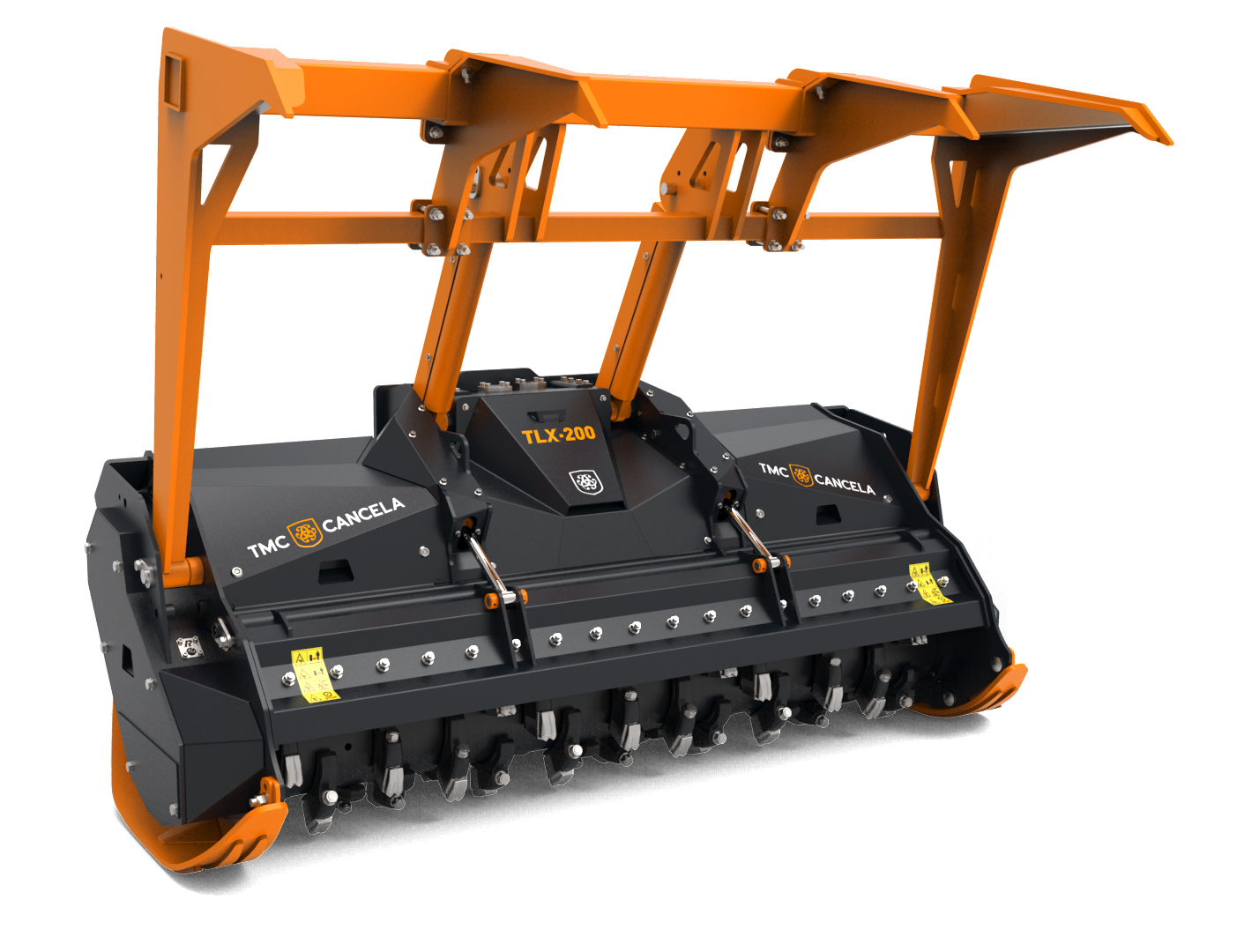 TLX 2 Trinciatrice Trincia Trituradora Triturador Hidraulica