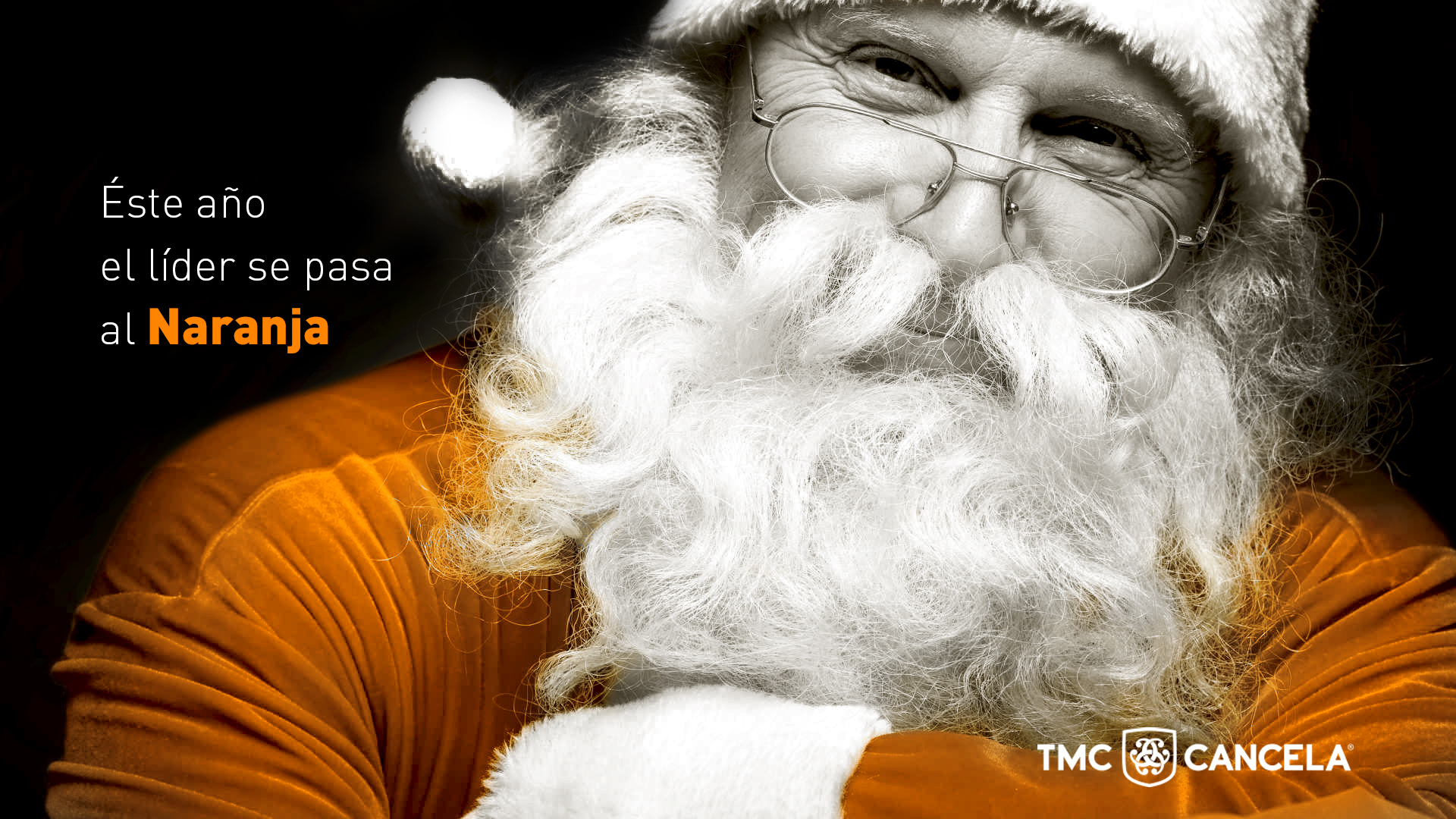 TMC CANCELA WISHES YOU HAPPY HOLIDAYS
