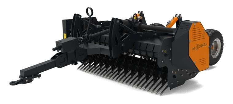 Trituradora Triturador Agricola TOS 1