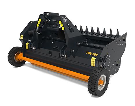 TVM 2 Trinciatrice Trincia Trituradora Triturador Agricola