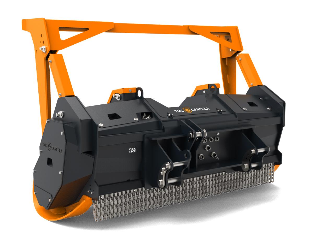 TLS 1 Trinciatrice Trincia Trituradora Triturador Hidraulica