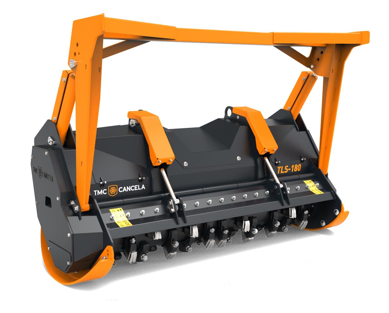 TLS 2 Trinciatrice Trincia Trituradora Triturador Hidraulica