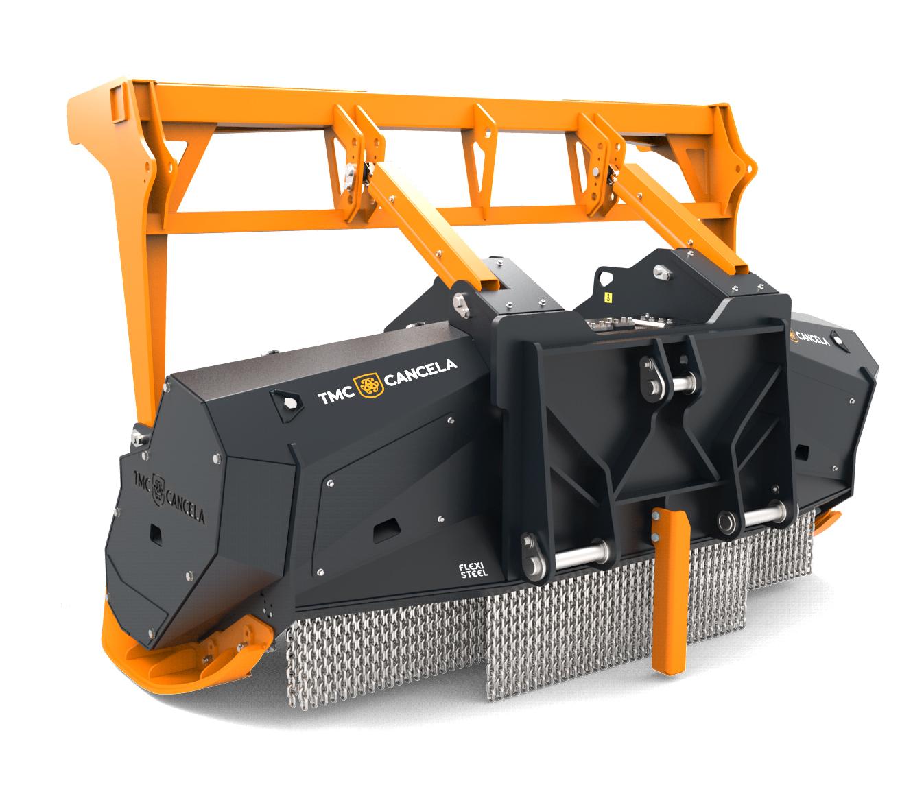 TLT 1 Trinciatrice Trincia Trituradora Triturador Hidraulica