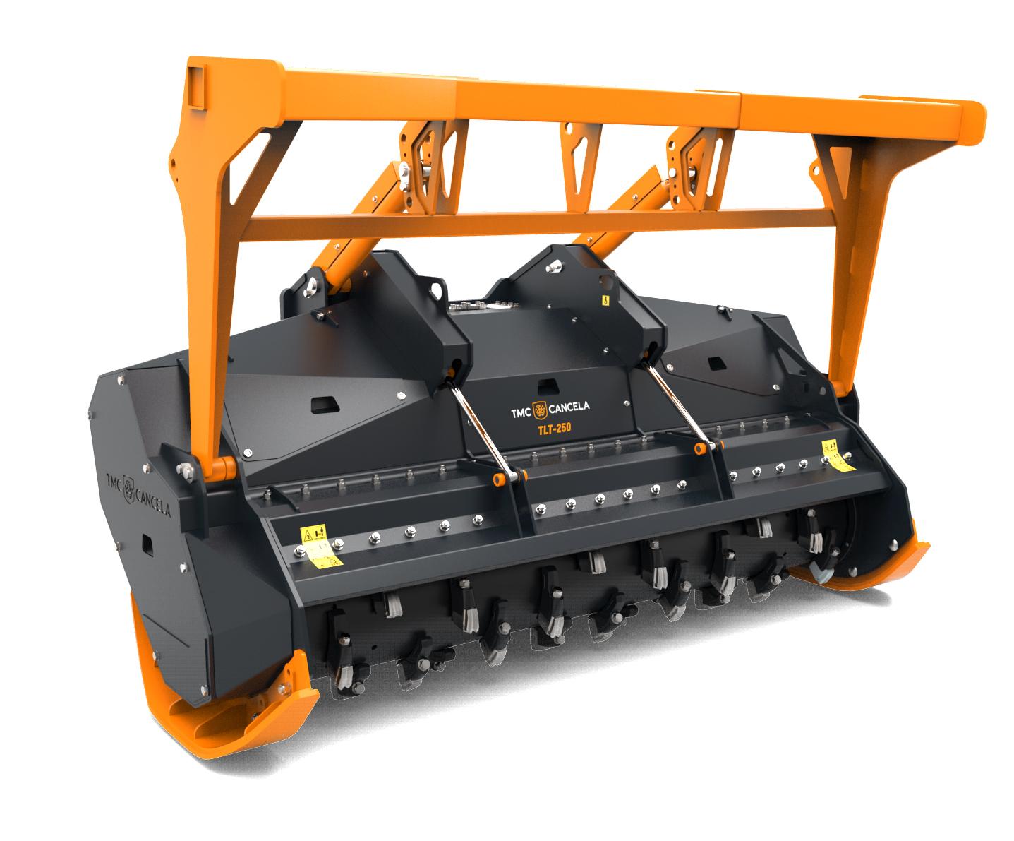 TLT 2 Trinciatrice Trincia Trituradora Triturador Hidraulica