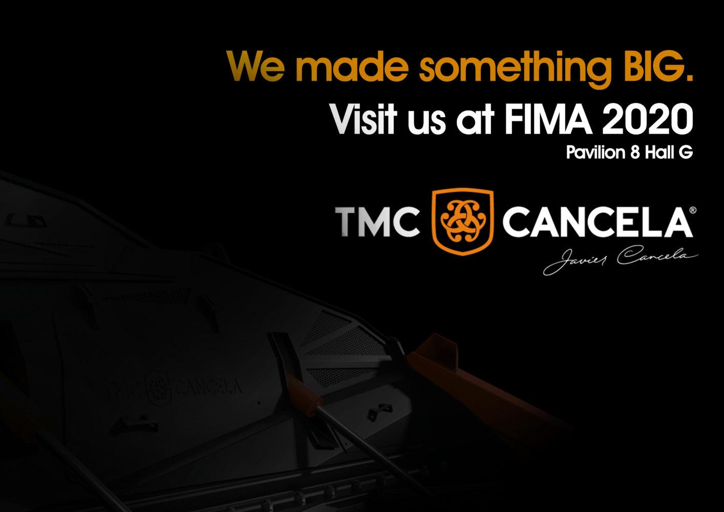 TMC CANCELA FIMA 2020