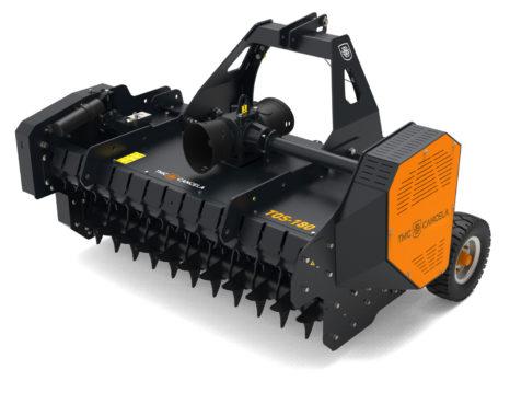 Trituradora Triturador Agricola TOS 2
