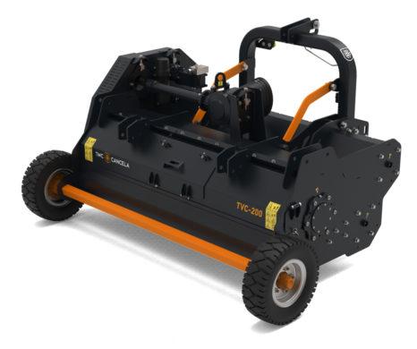 Trituradora Triturador Agricola TVC 1