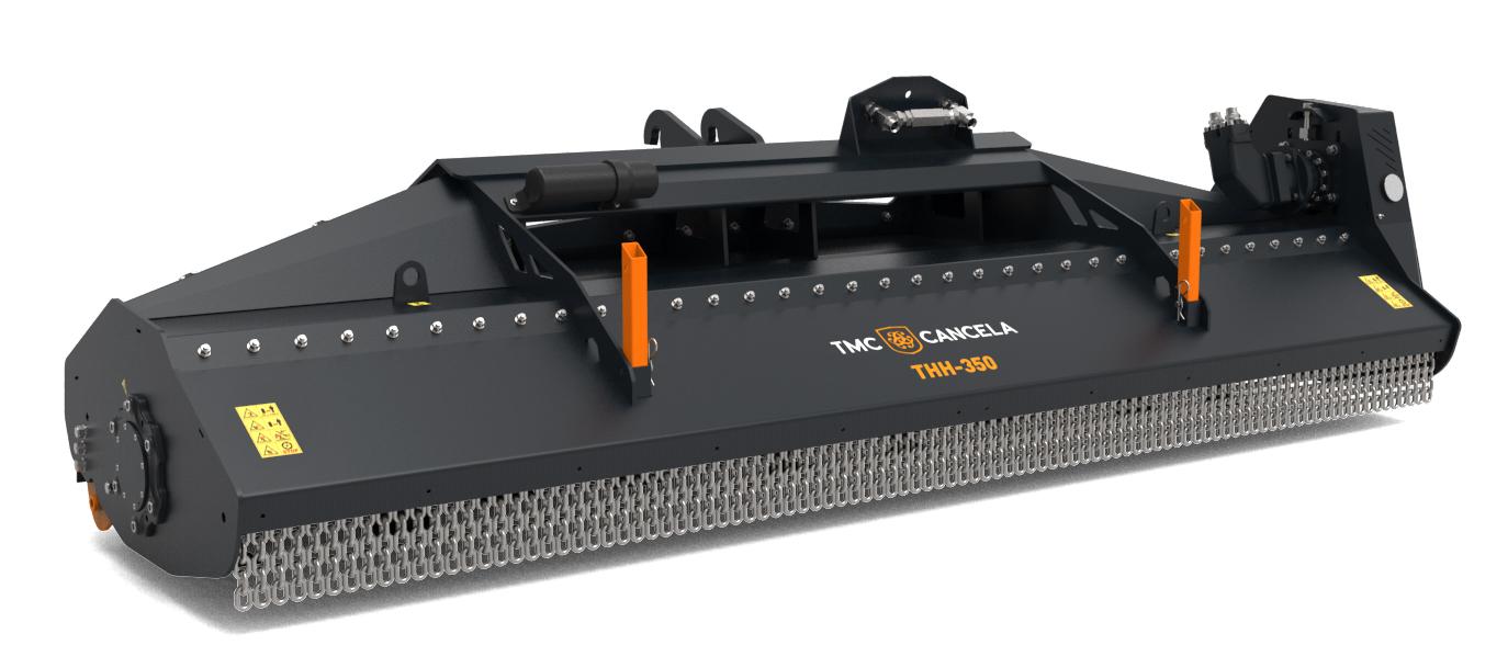THH 1 Trinciatrice Trincia Trituradora Triturador Hidraulica