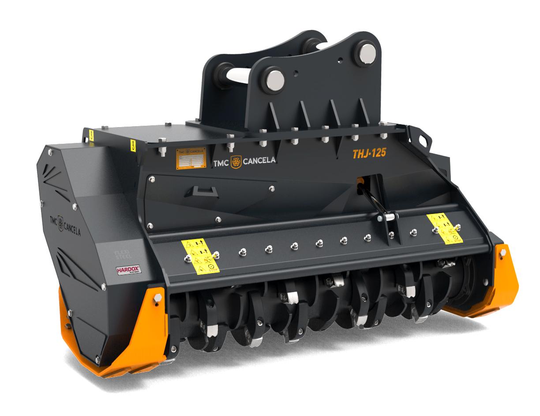 THJ 2 Trinciatrice Trincia Trituradora Triturador Hidraulica