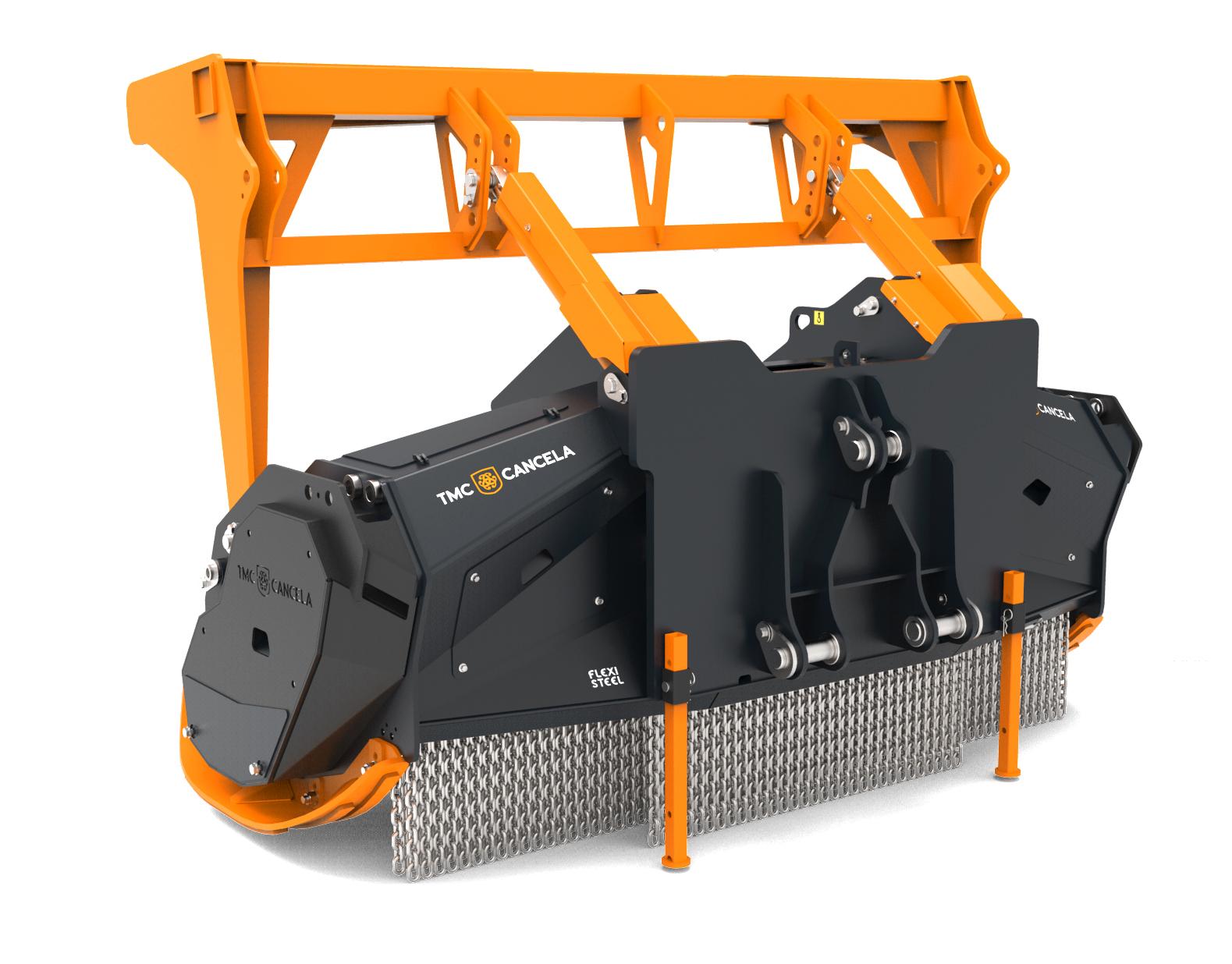 TLZ 1 Trinciatrice Trincia Trituradora Triturador Hidraulica