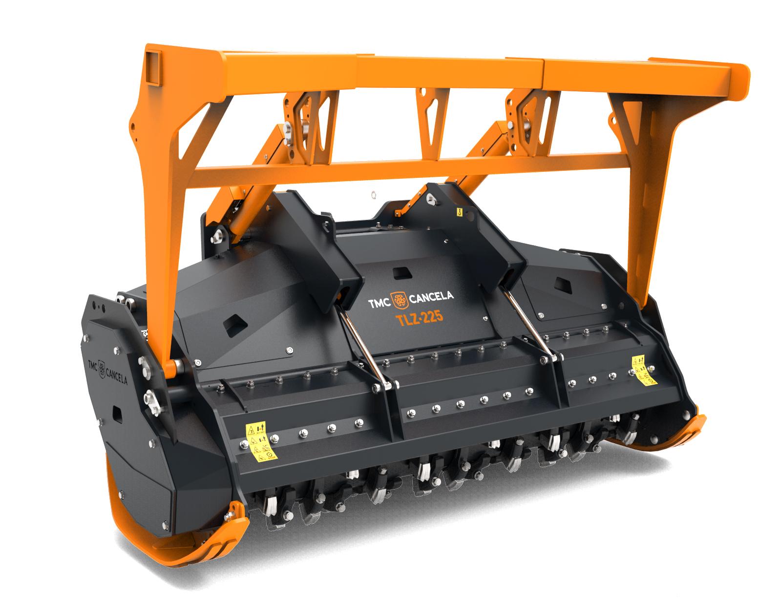 TLZ 2 Trinciatrice Trincia Trituradora Triturador Hidraulica