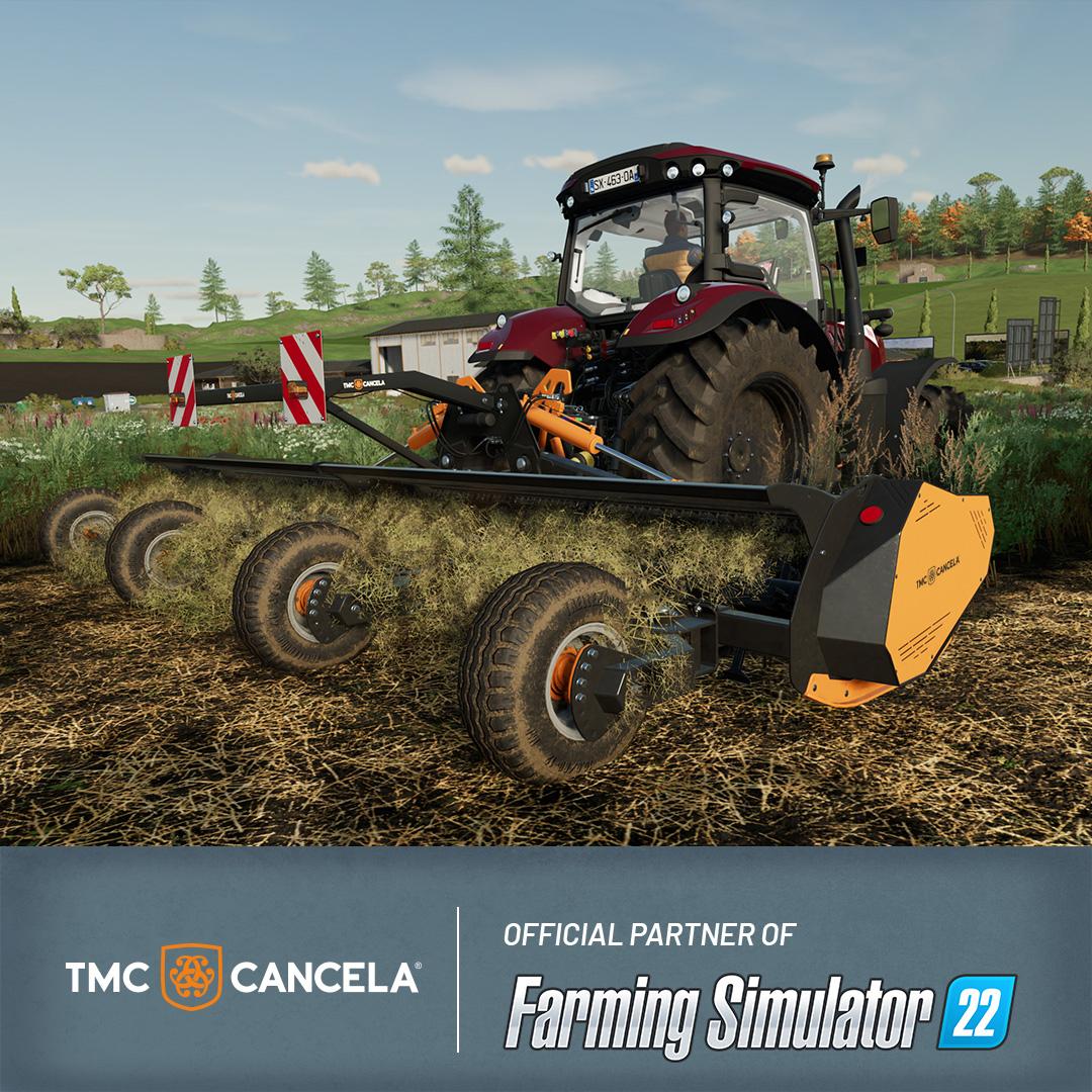 TMCCancela Farming Simulator